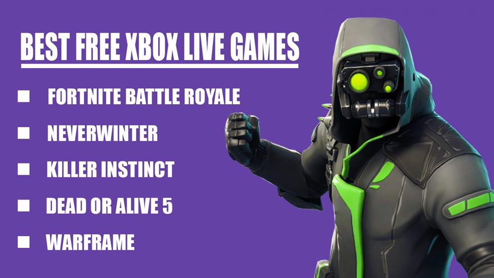 Best free Xbox Games