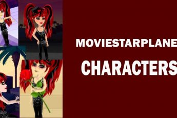 Moviestarplanet characters list