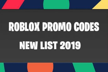 Roblox Promo codes list