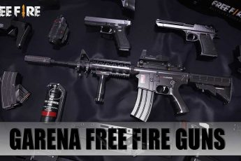 Best Garena Free Fire Guns